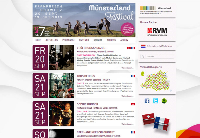 Münsterland Festival