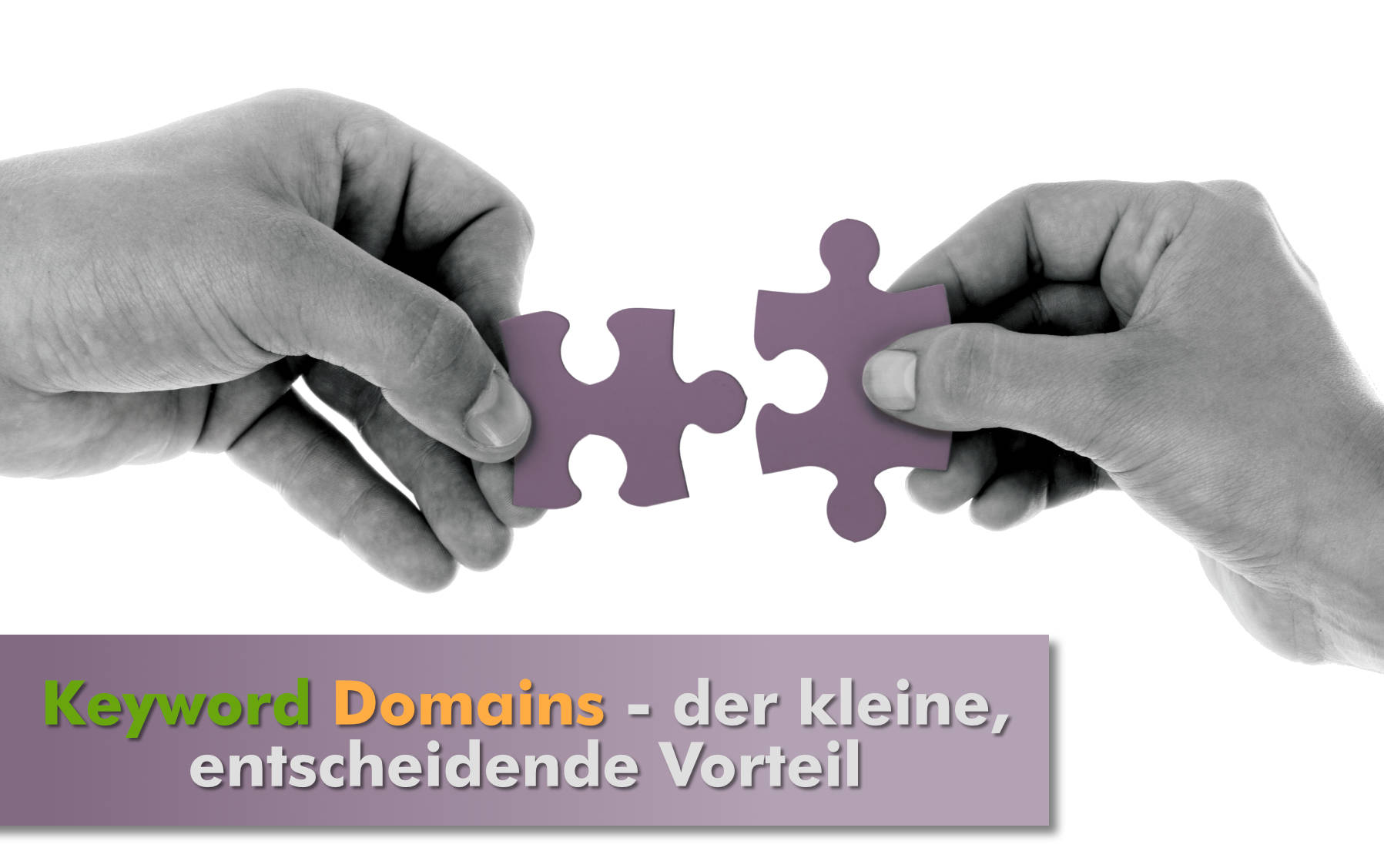 Vorteile von Keyword-Domains bei SEO & Online-Marketing